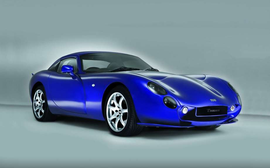 TVR hope to offer a new model 2015