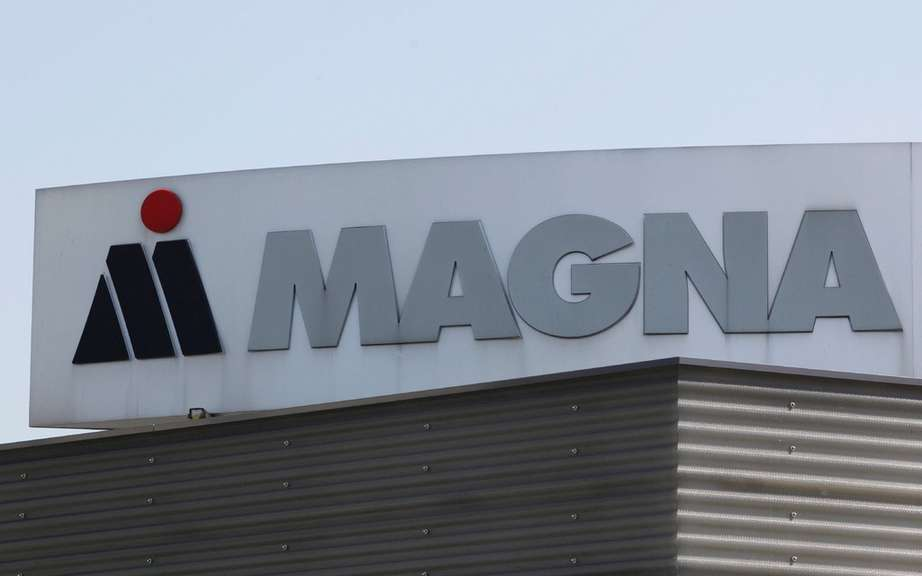 The head of strategy of Magna International is stepping down