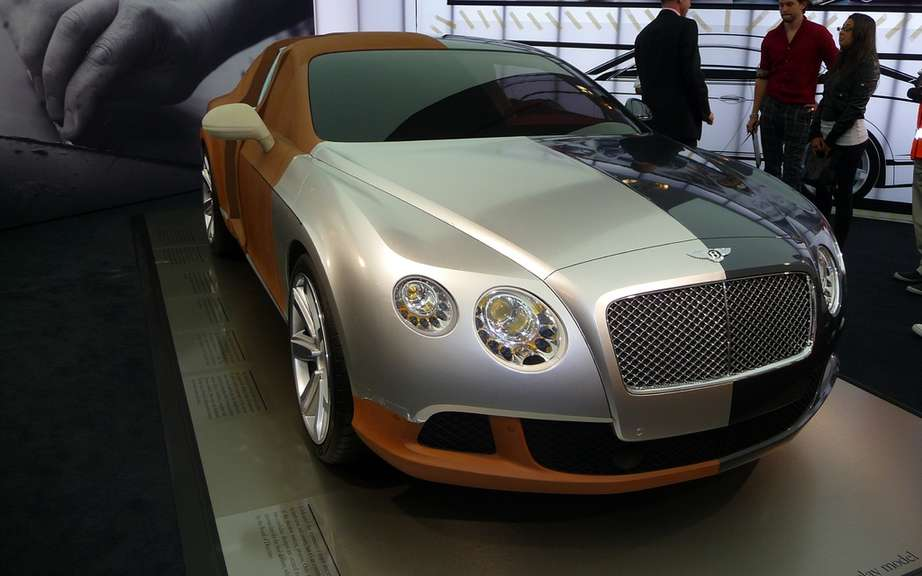 Bentley Continental GT3 at the Goodwood Festival of Speed picture #6
