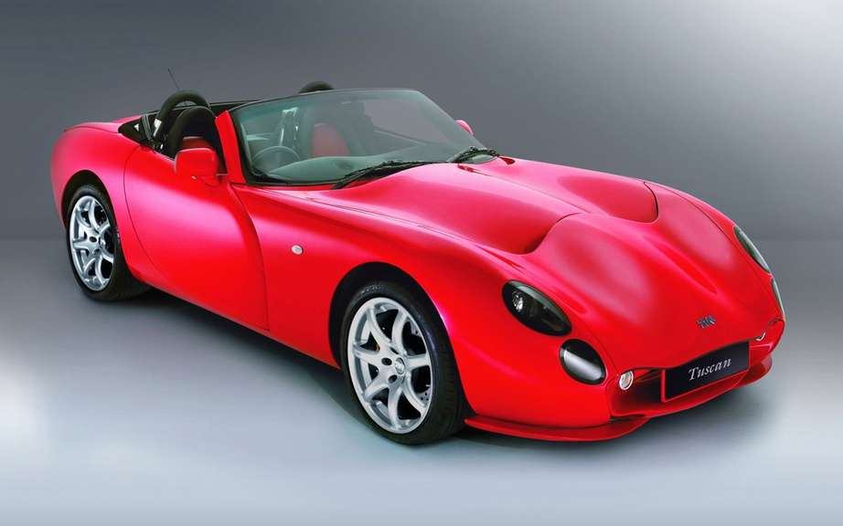 TVR hope to offer a new model 2015 picture #2