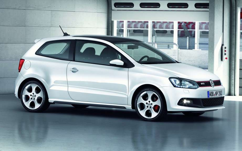 Volkswagen will finally offer its small Polo in America picture #7