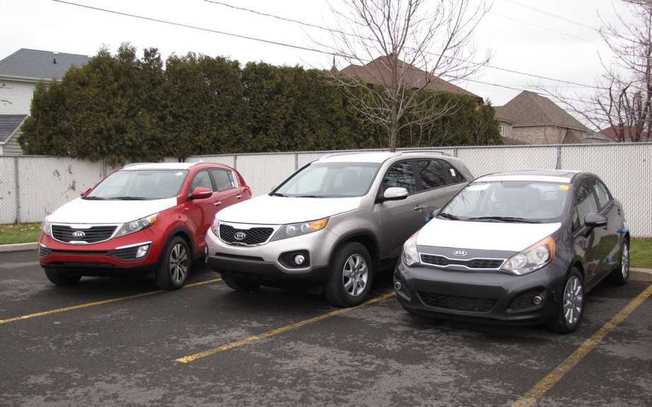 Kia Canada Inc. has sold 7,775 vehicles in June picture #3