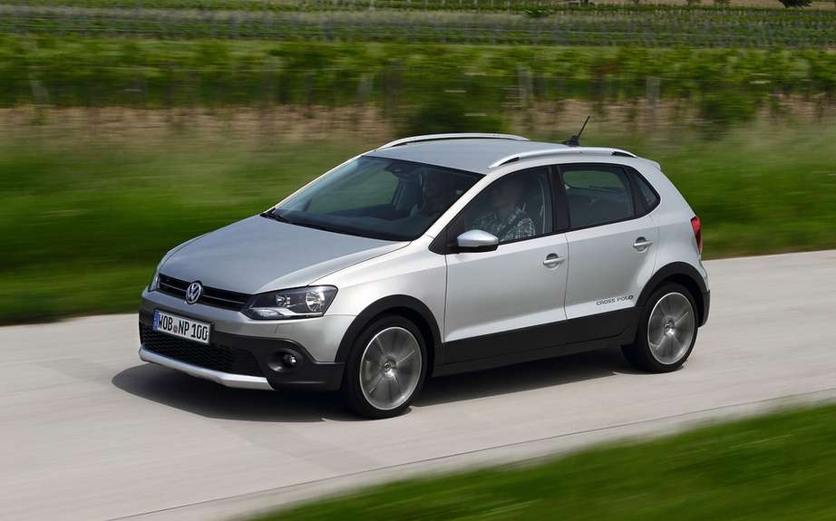Volkswagen will finally offer its small Polo in America picture #8