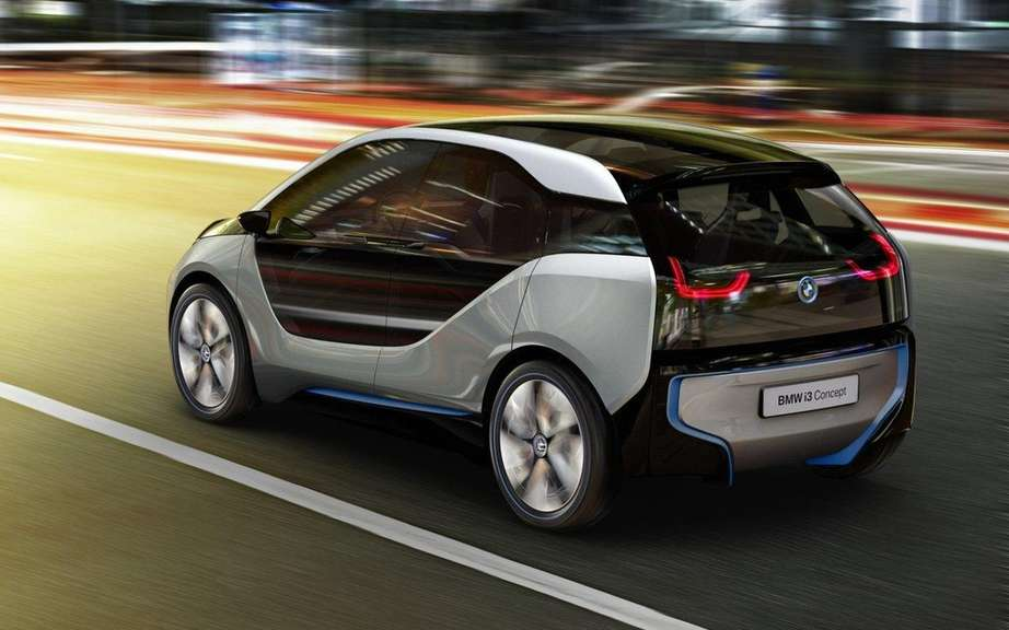 BMW i3 series UNVEILED July 29 picture #5