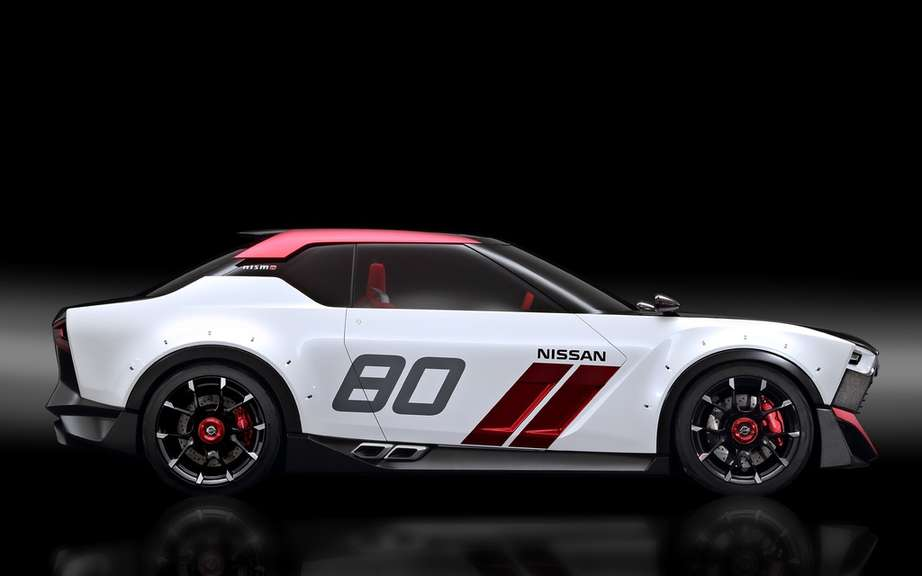 Nissan presents its concepts IDx Freeflow and IDx Nismo picture #7