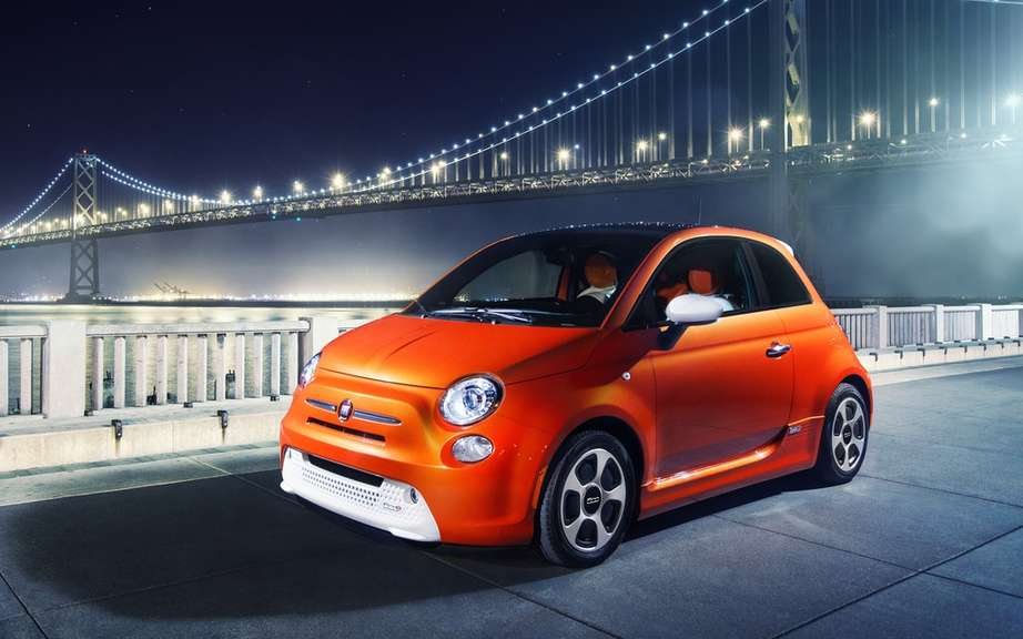 Fiat 500e: Californian running out of stock picture #2