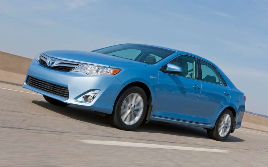 Toyota delivers its 10 millionth Camry United States