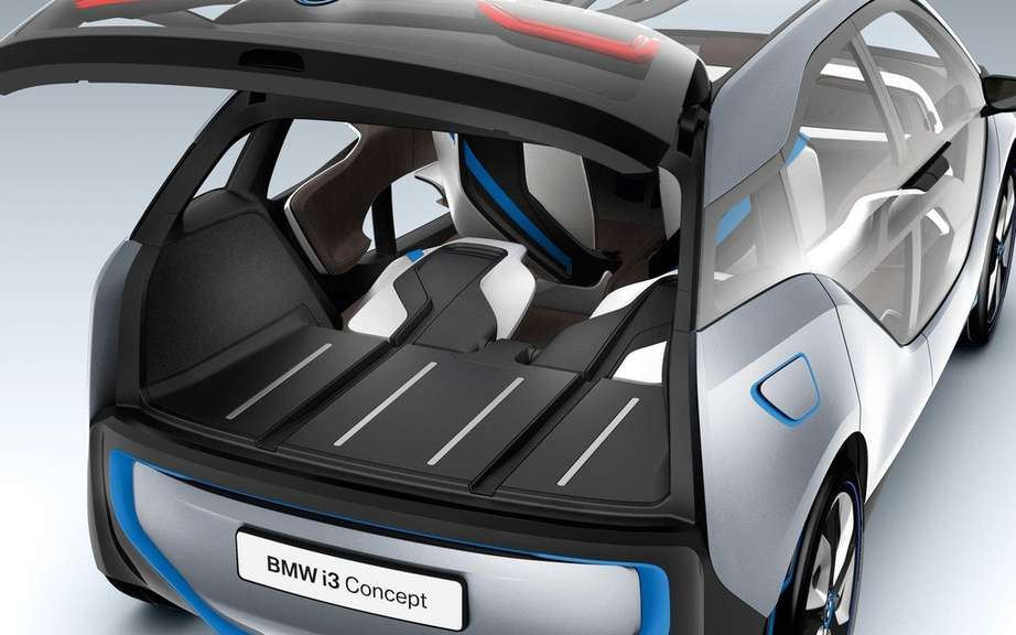 BMW i3 series UNVEILED July 29 picture #7
