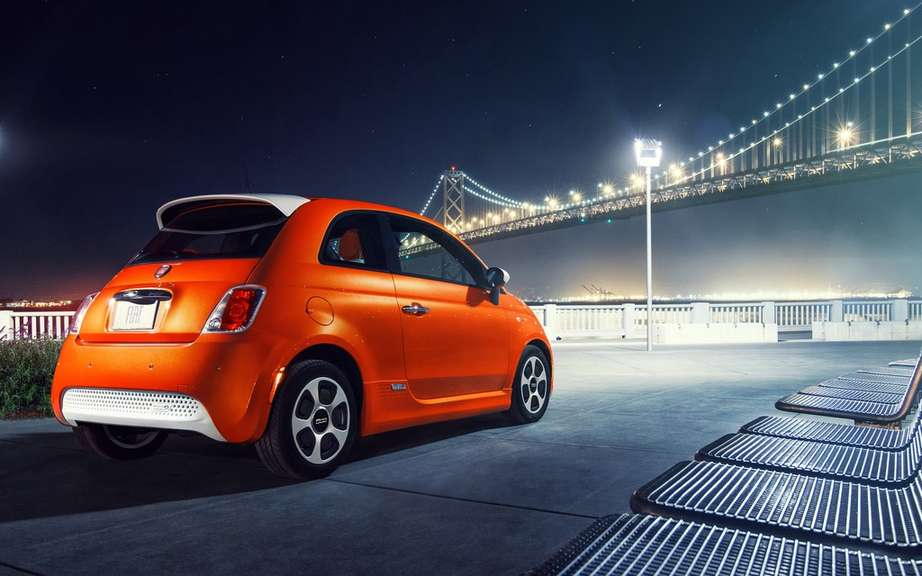 Fiat 500e: Californian running out of stock picture #3