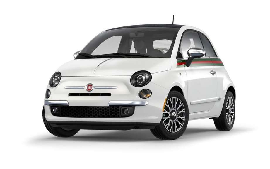 Fiat 500L Living a 5 +2 configuration picture #2