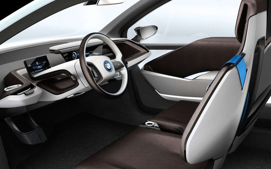 BMW i3 series UNVEILED July 29 picture #8