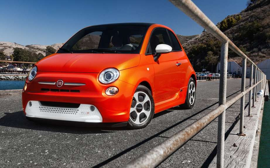 Fiat 500e: Californian running out of stock picture #4