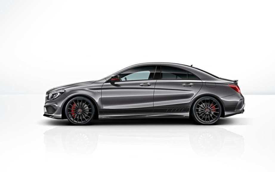 Mercedes-Benz CLA 45 AMG Edition1: the more aggressive picture #9