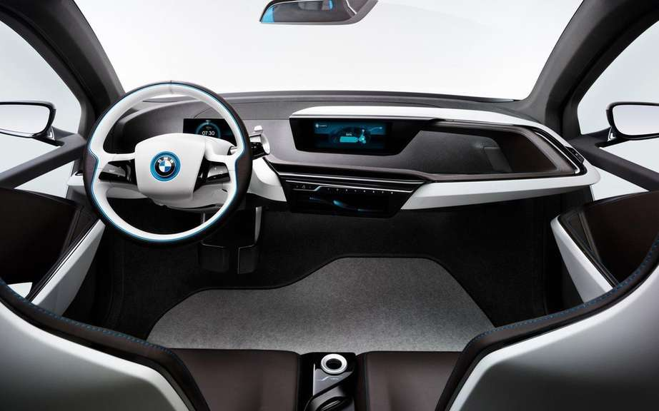 BMW i3 series UNVEILED July 29 picture #9