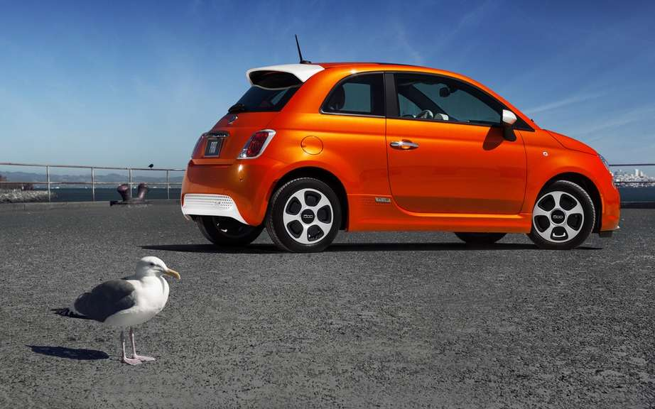 Fiat 500e: Californian running out of stock picture #5