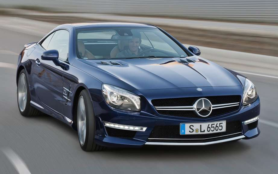 Mercedes-Benz SLC to counter sales of the 911 picture #3