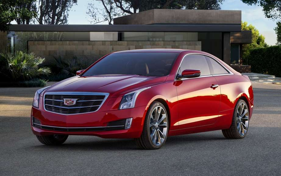 Cadillac ELR: Green Car of the year 2014 picture #3