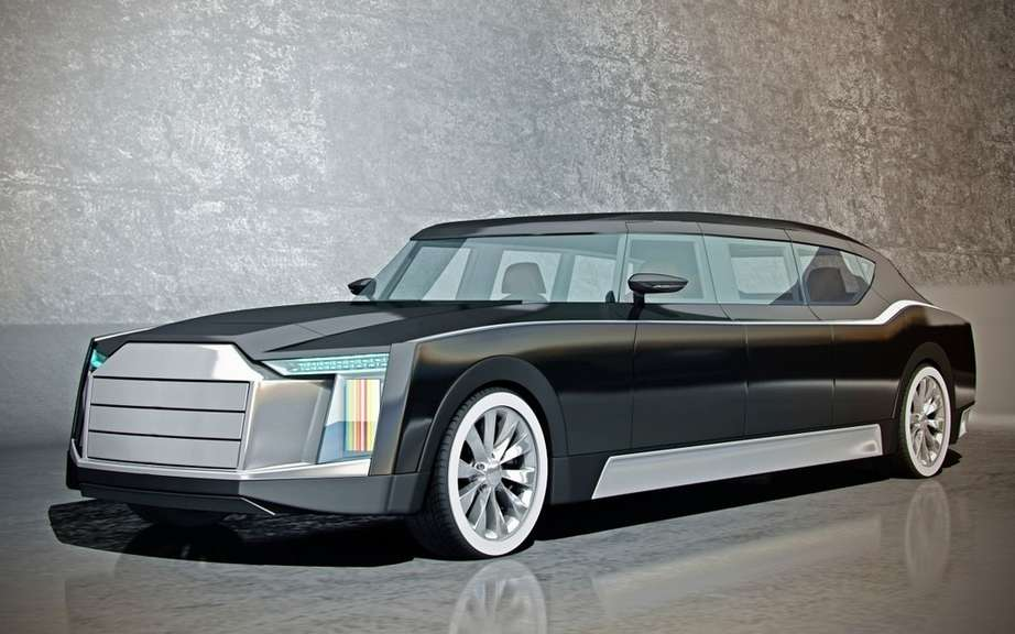 Vladimir Putin is looking for a limousine produced in Russia picture #2