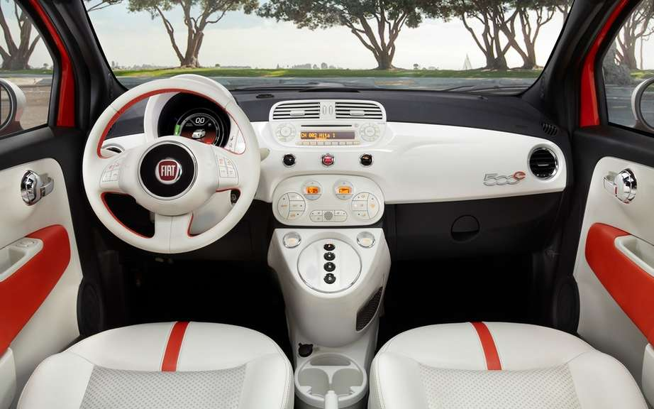 Fiat 500e: Californian running out of stock picture #7