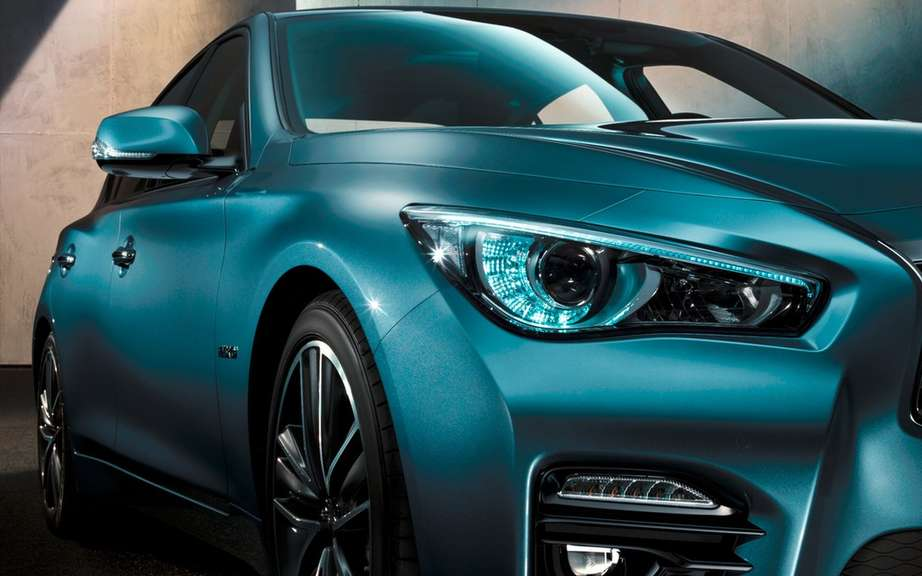 Q50 design: a rich heritage picture #8
