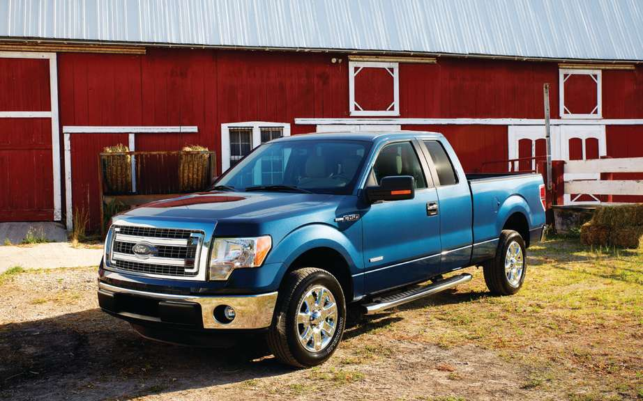 Ford F-150 2014 Tremor: first sport truck EcoBoost picture #6