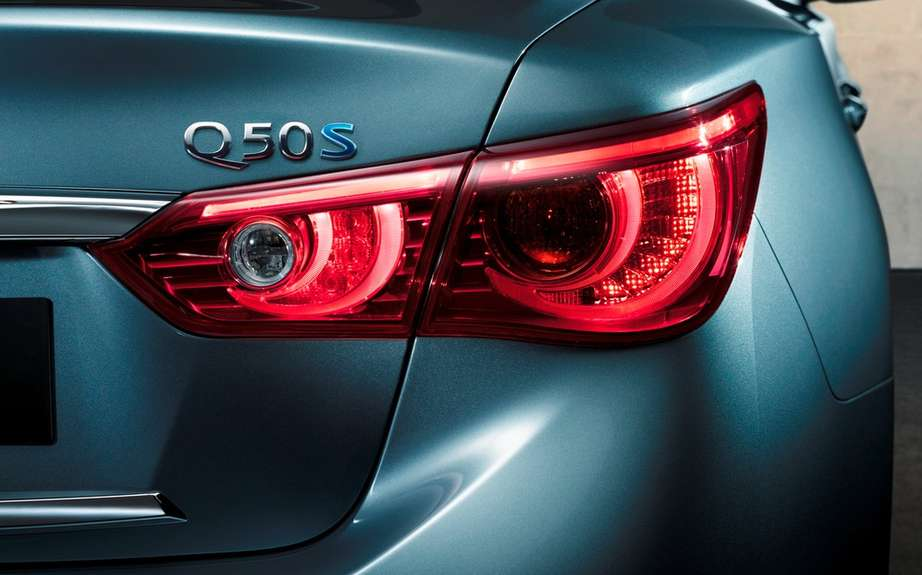 Q50 design: a rich heritage picture #9