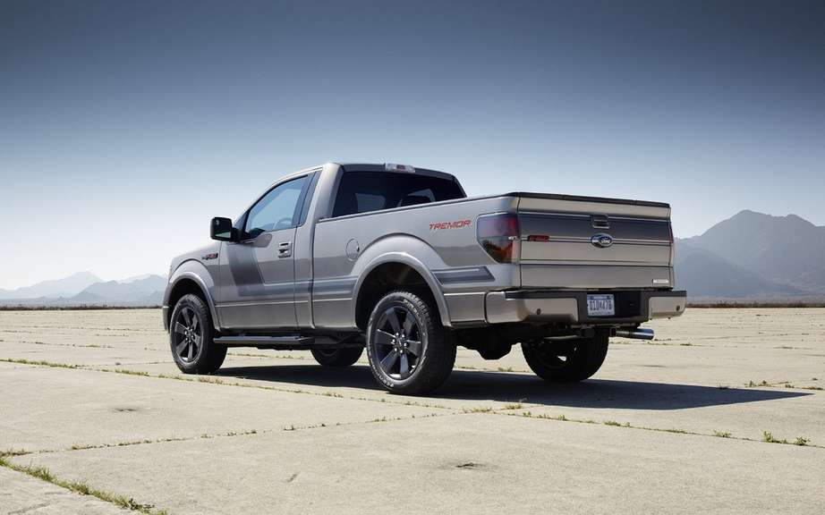 Ford F-150 2014 Tremor: first sport truck EcoBoost picture #8