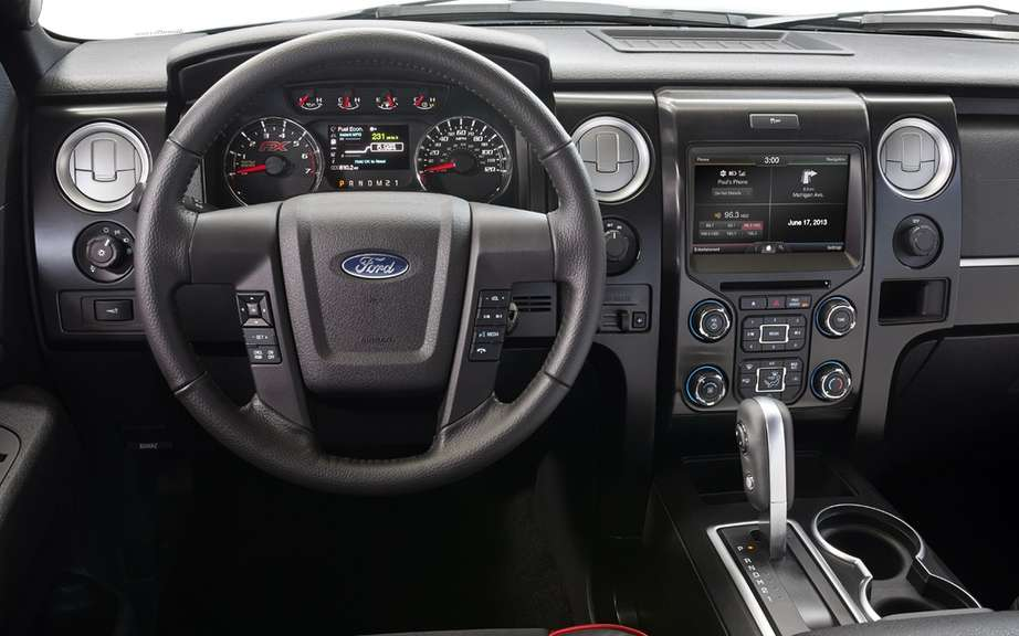 Ford F-150 2014 Tremor: first sport truck EcoBoost picture #10