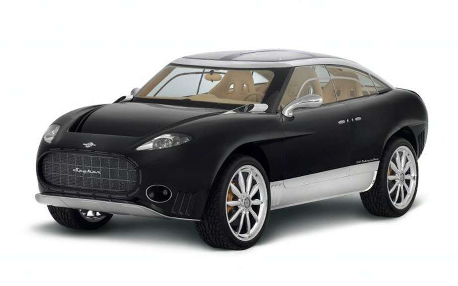 Spyker B6 Venator Concept: the cutting roadster picture #2