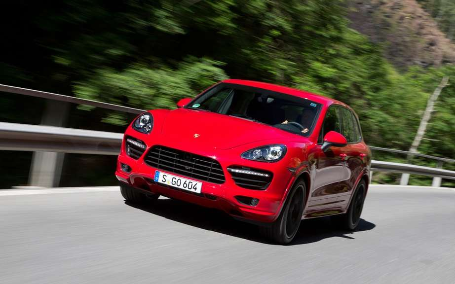 Porsche Canada announced its sales for July