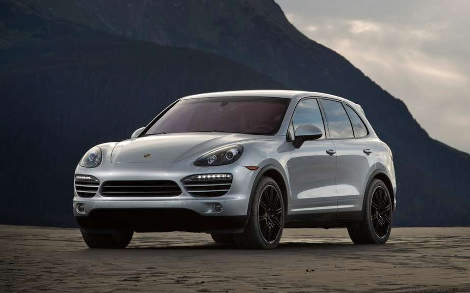 Porsche Canada announced its sales for July picture #2