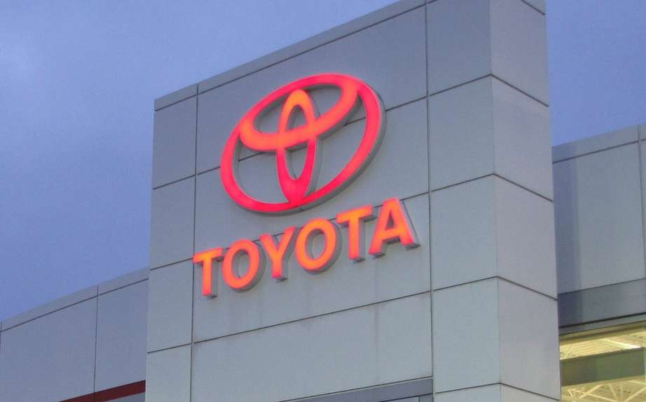 Toyota remains the world leader