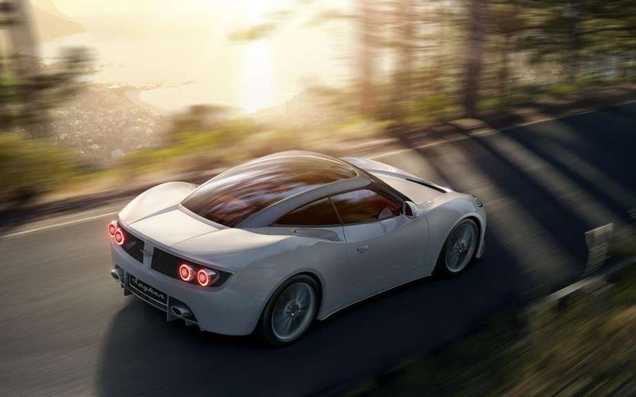 Spyker B6 Venator Concept: the cutting roadster picture #5