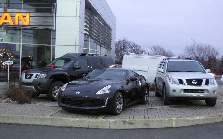 Scotia: Canadian car sales to a record year picture #1