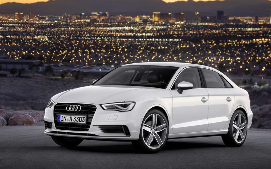 Audi A3 Sedan: start of production picture #3