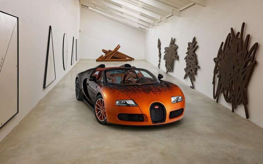 Bugatti Veyron 1500 hp conceived in Quebec picture #3