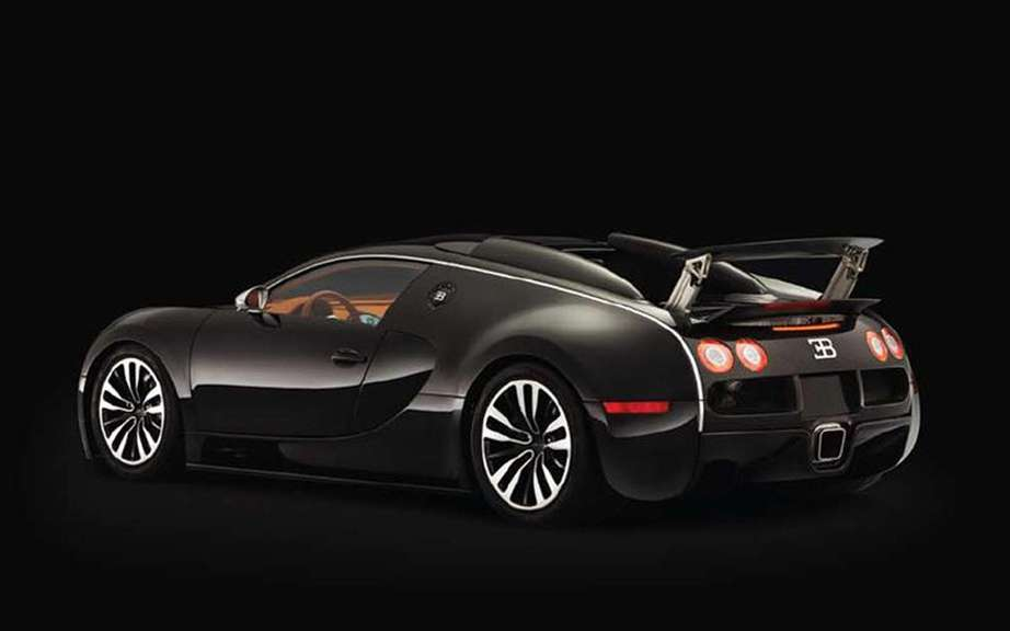 Bugatti Veyron 1500 hp conceived in Quebec picture #6