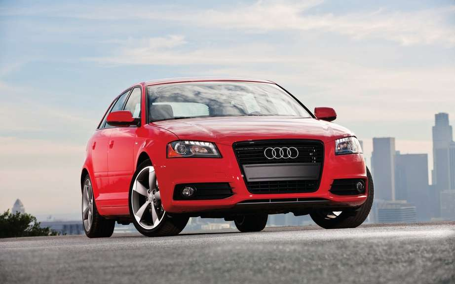Audi A3 Sedan: start of production picture #4