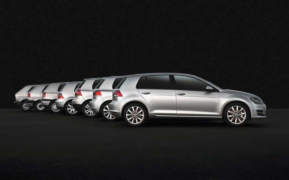 Volkswagen Golf: 30 million copies later picture #5