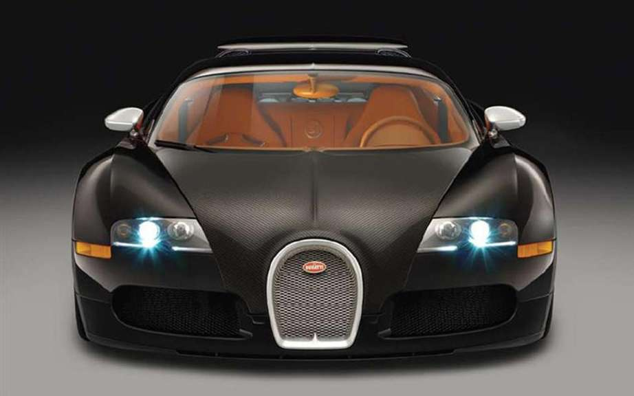 Bugatti Veyron 1500 hp conceived in Quebec picture #7