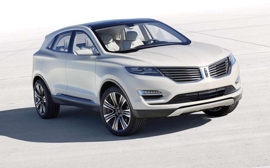 Lincoln will offer four new models by 2016 picture #5