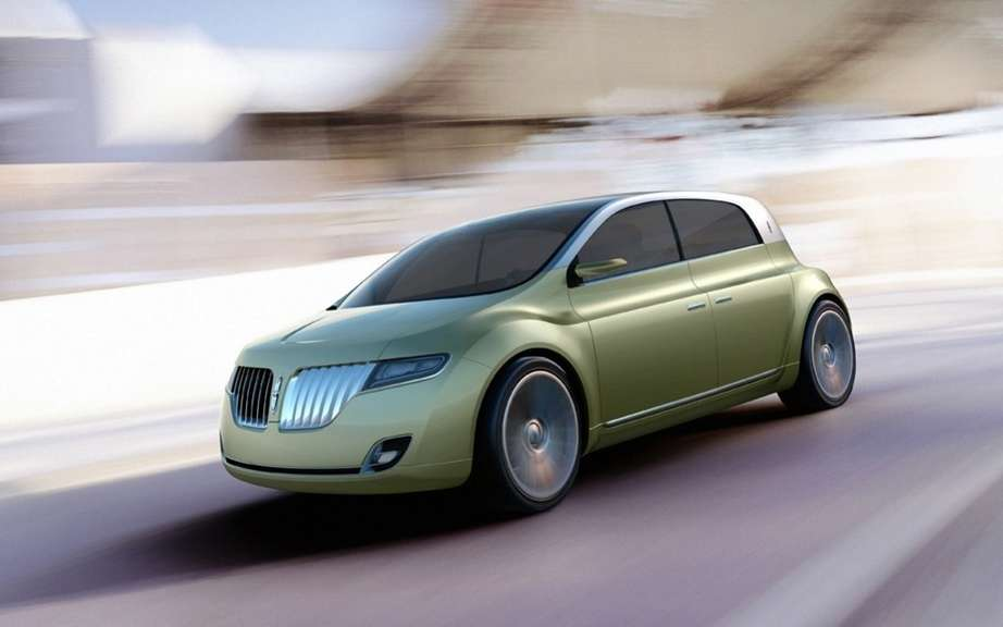 Lincoln will offer four new models by 2016 picture #6