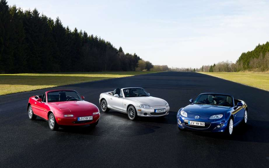 Mazda MX-5: A first step 25