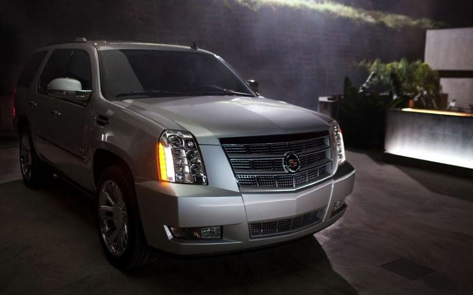 Cadillac Escalade: a fourth version in preparation picture #5