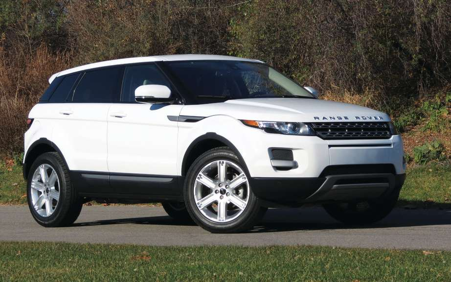 Range Rover Evoque Convertible: yes or no? picture #2