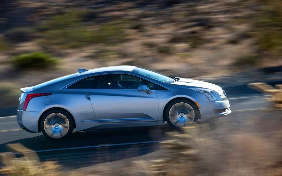 Cadillac ELR: Green Car of the year 2014 picture #10