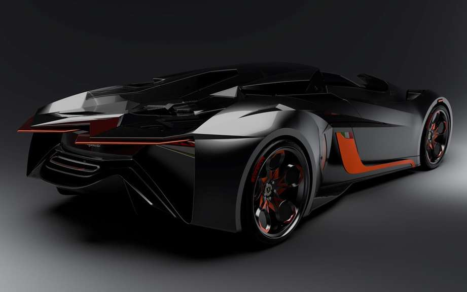 Diamante Lamborghini Concept: gemstone picture #2