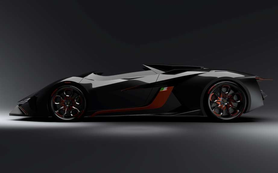Diamante Lamborghini Concept: gemstone picture #3