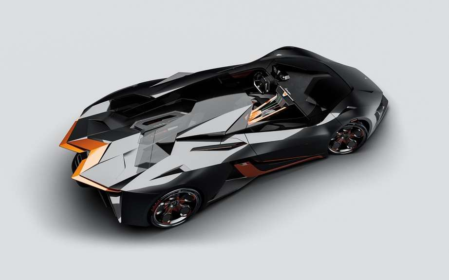 Diamante Lamborghini Concept: gemstone picture #4