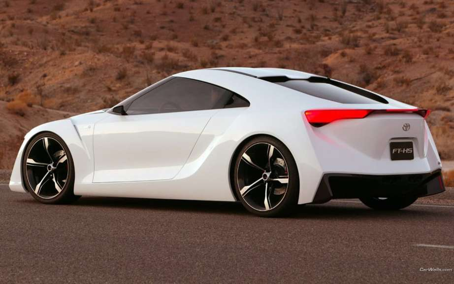 Toyota confirms the return of the Supra picture #6